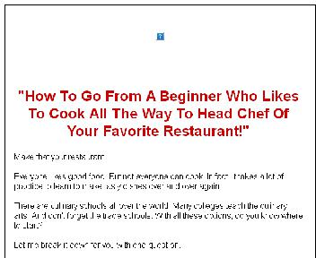 Chef… 1..2..3 Coupon Codes