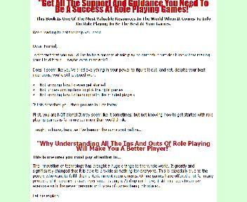 Role Playing Reasoning Coupon Codes