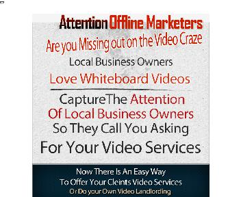 5 Local Whiteboard Video PLR Coupon Codes