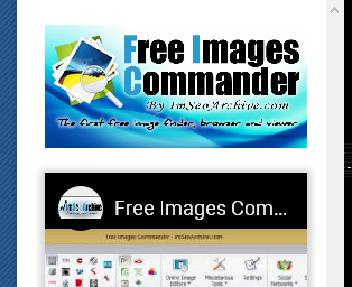 Free Images Commander Coupon Codes