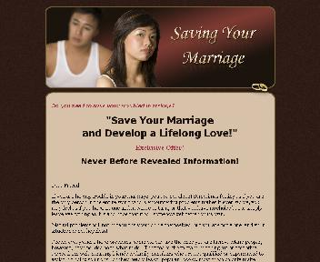 Saving Your Marriage Coupon Codes