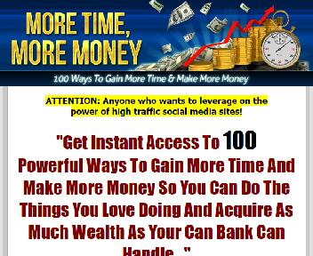 More Time More Money Coupon Codes