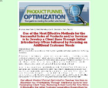 Product Funnel Optimizer Coupon Codes