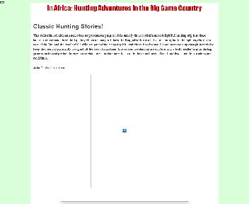 In Africa Coupon Codes