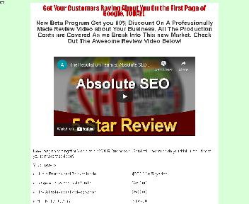 Professionally Made Testimonial Video for Your Business. Coupon Codes