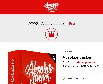Absolute Jacker Coupon Codes