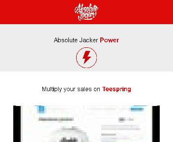 Absolute Jacker Power Coupon Codes