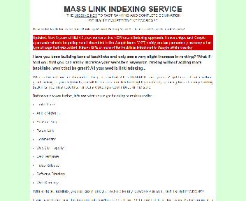 Nuclear Link Indexer 30,000 URLs Coupon Codes