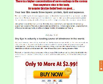 Dry Eye Relief Coupon Codes