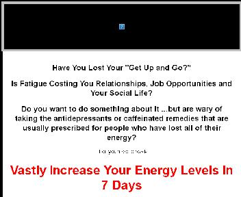 Increase Your Energy In 7 Days Coupon Codes