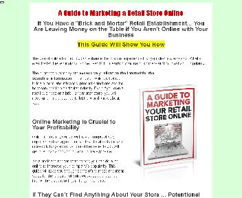 A Guide to Marketing a Retail Store Online Coupon Codes