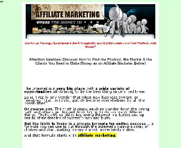 Affiliate Marketing Where The Money Is Coupon Codes
