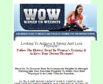 Women On Weights Coupon Codes