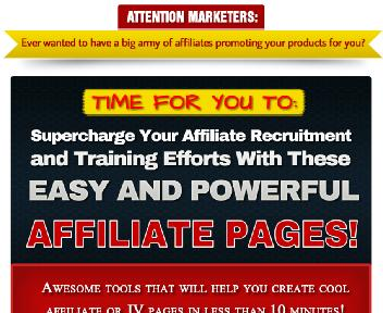 Affiliate Template Pro Pack Coupon Codes