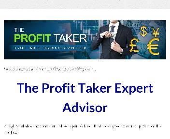The Profit Taker - The Complete Trading Solution discount code