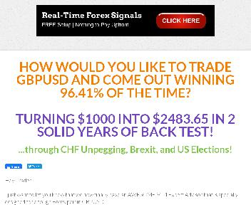 GBPUSD Commodity Chanel Index MT4 Expert Advisor Coupon Codes