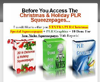 Christmas Extra PLR Themes Coupon Codes