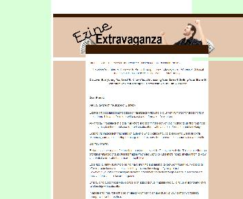 Ezine Extravaganza Comes with Master Resale Rights discount code