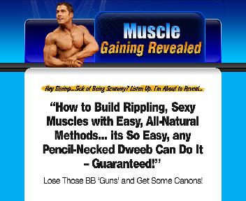 Muscle Gaining Revealed Coupon Codes