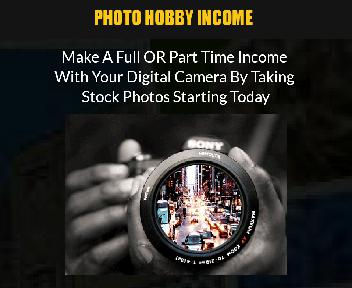 Photo Hobby Income Coupon Codes
