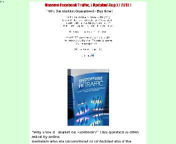 Massive Facebooks Traffic Updated Coupon Codes