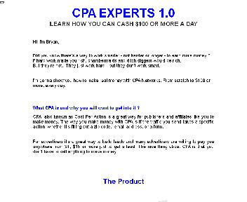 CPA EXPERTS Coupon Codes