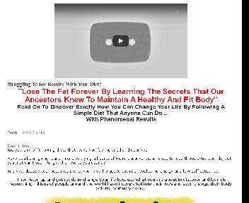 The Paleo Diet Caveman Approach Coupon Codes