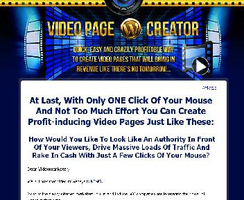 WP Video Page Creator Coupon Codes