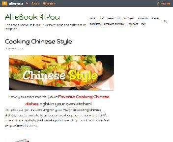 Cooking Chinese Style discount code