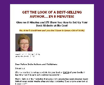 8 Minute Kindle Book Site System Coupon Codes
