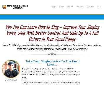 The Superior Singing Method is our bestselling multimedia Coupon Codes