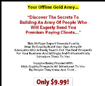 Offline Gold Army Coupon Codes