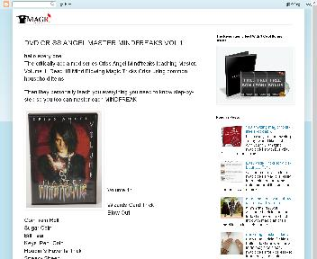 Criss Angel Coupon Codes