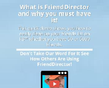 Friend Director Coupon Codes