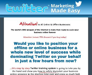 Marketing Made Easy With Twitter Coupon Codes
