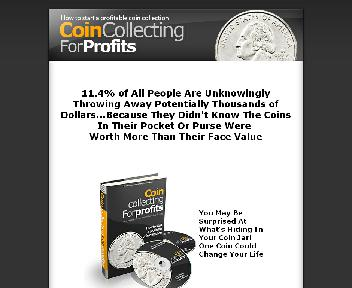 Coin Collecting for Profits Coupon Codes