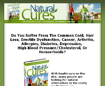 Natural Cures Coupon Codes