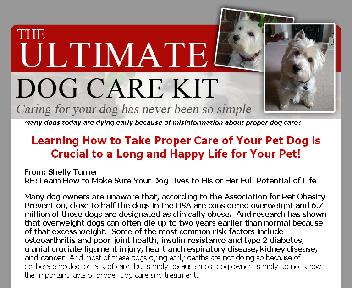 Ultimate Dog Care Kit Coupon Codes