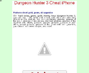 Dungeon Hunter 3 Cheat iPhone Coupon Codes