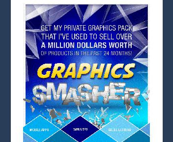 MILLION DOLLAR GRAPHICS + RESELL RIGHTS Coupon Codes