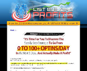Viral List Building Strategies Coupon Codes