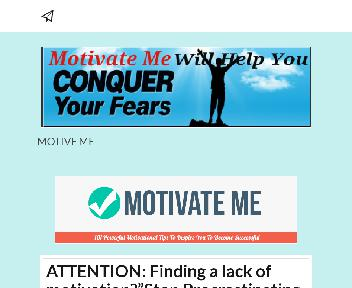 Motivate Me Coupon Codes