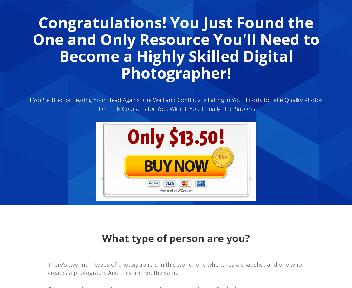 The Digital Photography Course Coupon Codes