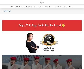 Pass First Time Platform Online Cabin Crew Interview Preparation Coupon Codes
