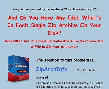 ZipArchInfo Coupon Codes