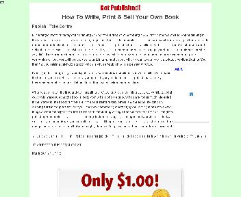 Get Published Coupon Codes
