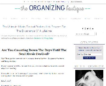 The Ultimate Music Festival Packing List Coupon Codes