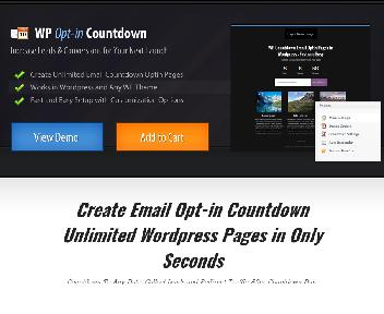 WP Opt-in Countdown with MRR By Sir Timan Coupon Codes