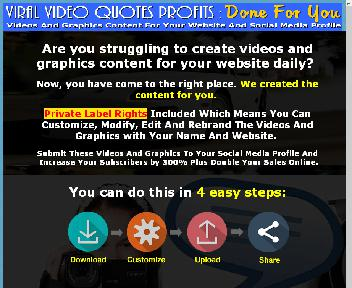 Video Quotes Volume Coupon Codes
