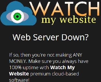 Watch My Website Coupon Codes